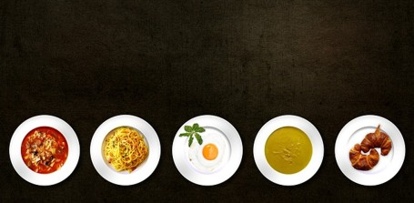 Anleitung: Nährwerte mehrerer Lebensmittel finden