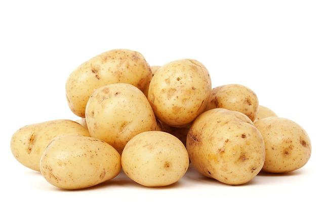 Kartoffeln ungeschält frisch